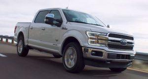 ใหม่ล่าสุด 2018 Ford F-150 Power Stroke Diesel 3.0L ราคาเริ่มต้น 8.6 แสนบาทในอเมริกา