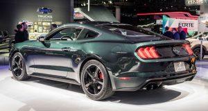 เปิดตัว 2019 Ford Mustang Bullitt (ฟอร์ด มัสแตง บูลลิต) คาดราคาอยู่ที่ 1.43-1.75 ล้านบาทในอเมริกา