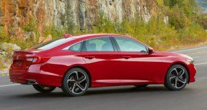2018 Honda Accord คว้ารางวัล 'รถยนต์แห่งปี 2018 ของอเมริกาเหนือ'