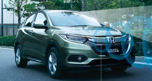 เผยโฉม 2018 Honda HR-V รุ่นไมเนอร์เชนจ์ ในชื่อ Vezel ที่ญี่ปุ่น เปิดตัว 15 กมภาพันธ์นี้ ก่อนเข้าไทย