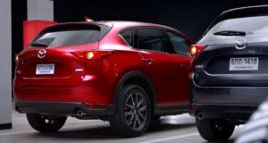 ฟีเจอร์สำคัญของ All-New 2018 Mazda CX-5 Thailand