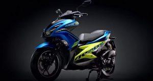 ใหม่ล่าสุด 2018 Yamaha Aerox 155 Thailand (ยามาฮ่า แอร็อกซ์ 155) นิวลุค 6 สีใหม่