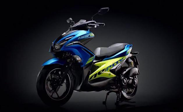2018 Yamaha Aerox 155
