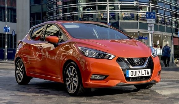 2018 nissan march thailand