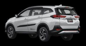 ราคา Toyota Rush 2018 (โตโยต้า รัช) ก่อนเข้ามาขายในไทย