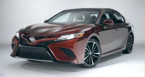 ฟีเจอร์สำคัญ 2018 Toyota Camry (โตโยต้า คัมรี่) โฉมใหม่ เวอร์ชั่นอเมริกา ก่อนมาไทย