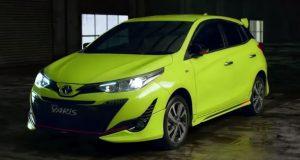 เปิดตัว 2018 Toyota Yaris TRD Sportivo ใหม่ล่าสุด (โตโยต้า ยาริส ทีอาร์ดี สปอร์ตทิโว่)