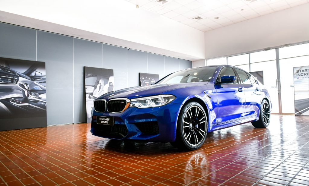 All-New BMW M5 2018