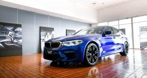 เปิดตัว-ราคา All-New 2018 BMW M5 ในไทย 13.339 ล้านบาท