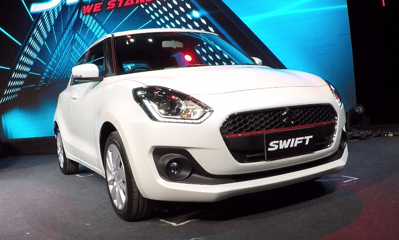 Suzuki Swift 2018 Thailand