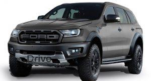 รอเปิดตัว 2019 Ford Everest Raptor (ฟอร์ด เอเวอเรสต์ แร็พเตอร์)