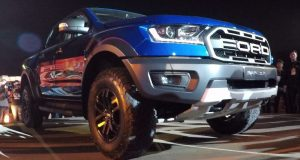 เปิดตัว-รีวิว 2018 Ford Ranger Raptor (ฟอร์ด เรนเจอร์ แร็พเตอร์) ส่วนราคายังต้องรอ