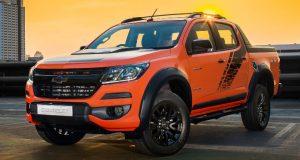 เปิดตัว-รีวิว 2019 Chevrolet Colorado High Country Storm สีส้ม Orange Crush ในงานมอเตอร์โชว์ 2018