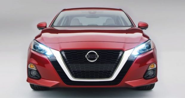 เปิดตัว 2019 Nissan Altima (Teana) คู่แข่ง Camry และ Accord ใน