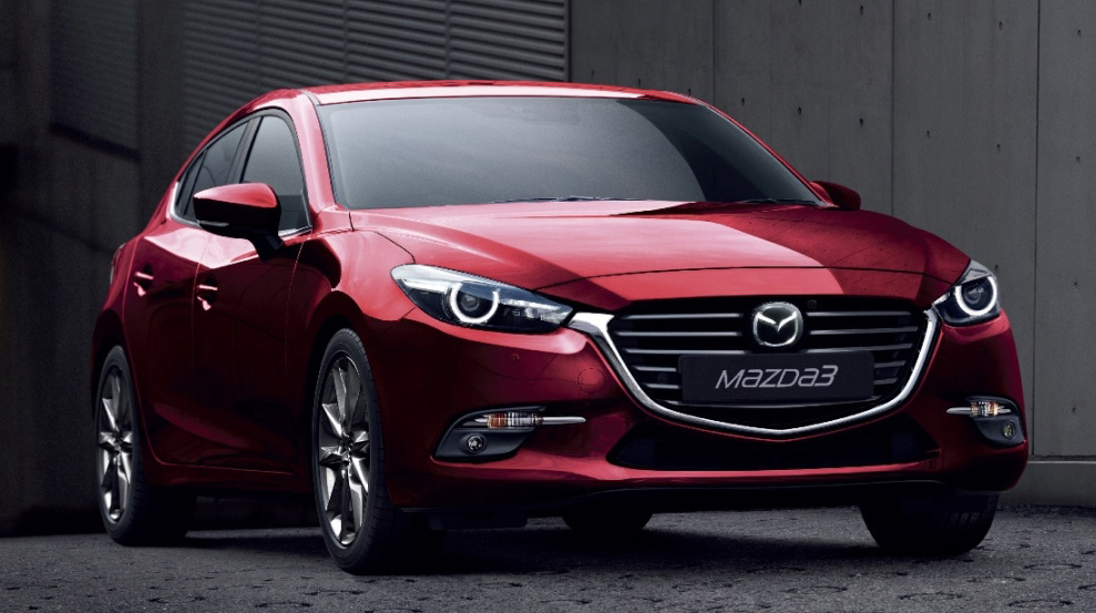 2018 mazda3 collection