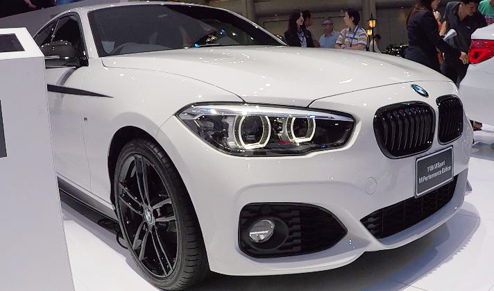 2018 BMW 118i M Sport M Performance Edition