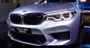 เปิดตัว All-New 2018 BMW M5 600 พลัง แรงม้า ราคา 13.339 ล้านบาท ในงานมอเตอร์โชว์ครั้งที่ 39