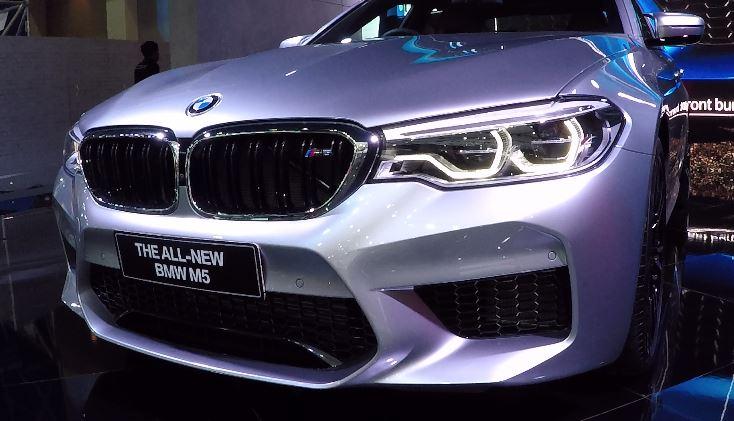 2018 BMW M5 Thailand