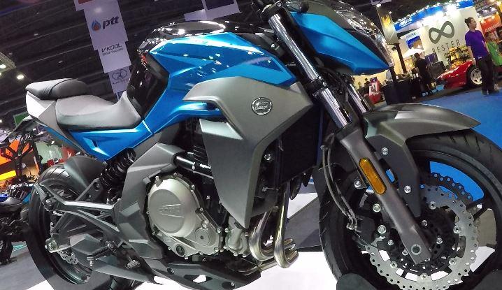 2018 CF Moto 650NK