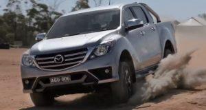 เปิดตัว 2018 Mazda BT-50 Pro รุ่นปรับปรุงโฉมใหม่ มีขายในออสเตรเลียแล้ว