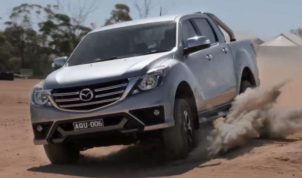 เปิดตัว 2018 Mazda BT-50 Pro รุ่นปรับปรุงโฉมใหม่ มีขายใน ...