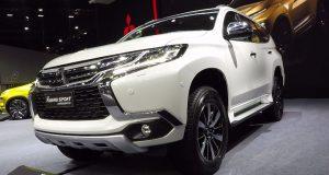 รีวิว 2018 Mitsubishi Pajero Sport (มิตซูบิชิ ปาเจโร่ สปอร์ต) รุ่นใหม่ล่าสุด ราคาเริ่มต้น 1.296 ล้านบาท