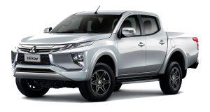 เผยภาพ 2019 Mitsubishi Triton (มิตซูบิชิ ไทรทัน) ที่ใกล้เคียงกับตัวจริงมากที่สุด?!