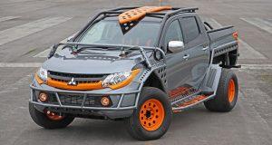 Mitsubishi Triton (L200) ปรับแต่งพิเศษ เพื่อร่วมงาน Fast & Furious Live ที่อังกฤษ