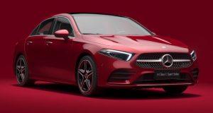 เปิดตัว 2019 Mercedes-Benz A-Class L Sedan ในงาน Auto China 2018 ก่อนขายในไทยในรุ่นมาตรฐาน