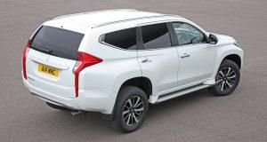 เปิดตัว 2018 Mitsubishi Shogun Sport Commercial (Pajero Sport) SUV/PPV เวอร์ชั่นนี้มีไว้ค้าขาย