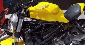 รีวิว 2018 Ducati Monster 821 (ดูคาติ มอนสเตอร์ 821) ใหม่ล่าสุด ราคาเริ่มต้นในไทย 4.799 แสนบาท