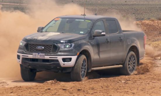2019 Ford Ranger Testdrive