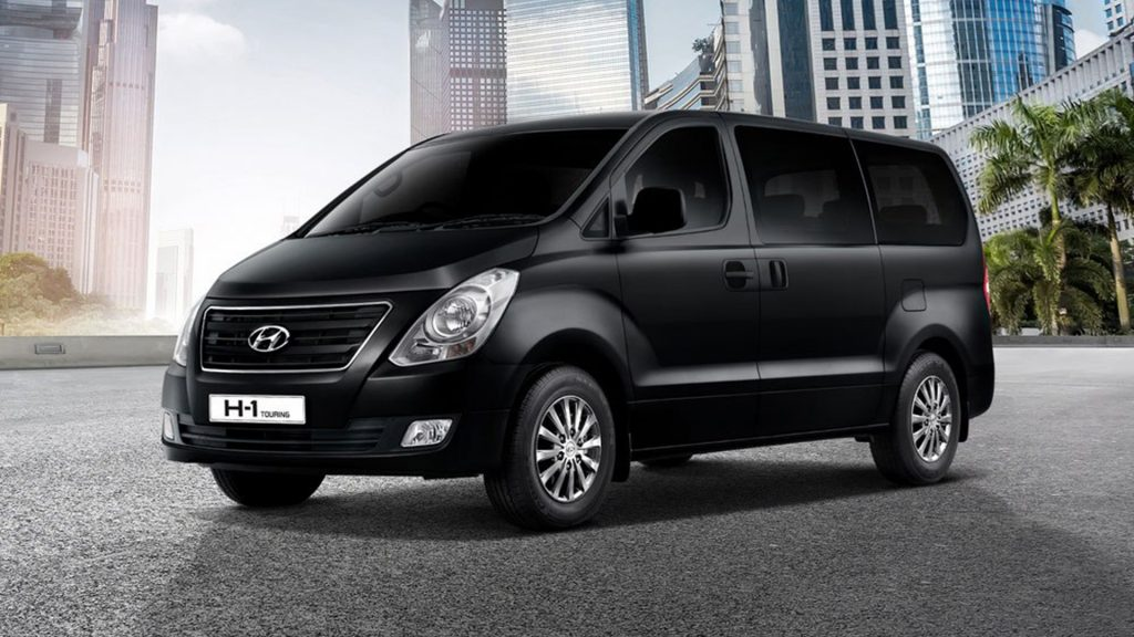 Hyundai H-1 Touring 2018