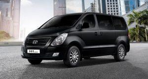 เปิดตัว 2018 Hyundai H-1 Touring สีดำ Timeless Black รุ่นใหม่ล่าสุด พร้อมราคา ผลิตเพียง 100 คัน