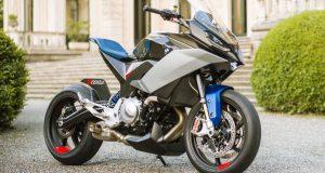 จับตา BMW Concept 9Cento (Nove Cento) ต้นแบบ Sport Bike สไตล์ Adventure ของ BMW ในอนาคต