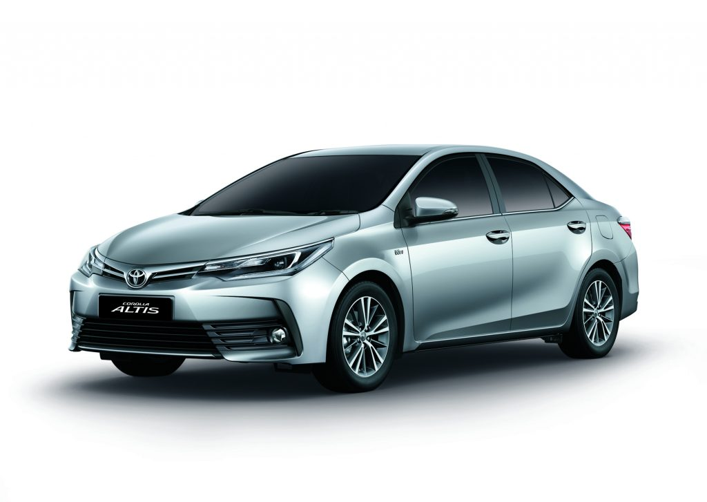 2018 Toyota Corolla Altis