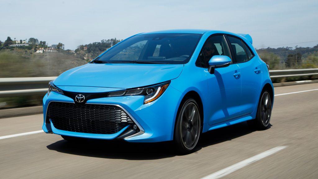 2019 Toyota Altis