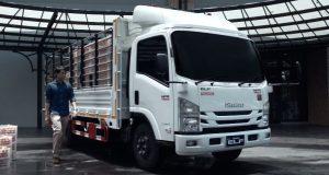 เปิดตัว Isuzu ELF (อีซูซุ เอลฟ์) ใหม่ รุ่นปี 2018 รถบรรทุกขนาดกลาง ราคาเริ่มต้น 9.52 แสนบาท