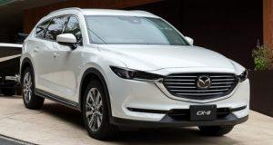 เปิดตัว 2019 Mazda CX-8 รถเอสยูวีขนาด 6-7 ที่นั่ง ใหม่ล่าสุด ในประเทศไทย ปลายปี 2018 นี้