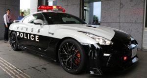 2018 Nissan GT-R รถสายตรวจคันใหม่ พลัง 565 แรงม้า ของตำรวจญี่ปุ่น