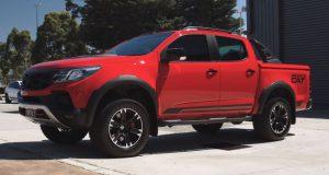 HSV เล็งพัฒนา Chevrolet Colorado ให้เป็นคู่แข่งของ Ford Ranger Raptor