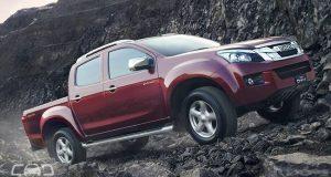 Isuzu ไม่มีแผนพัฒนารถกระบะสมรรถนะสูงแข่งกับ Ford Ranger Raptor