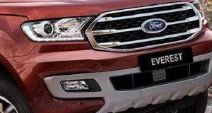 ไทยเปิดตัว Ford Everest 2018 มาพร้อมขุมพลังใหม่ 10 กรกฎาคม ศกนี้