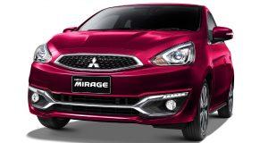 เปิดตัว พร้อมราคา 2019 Mitsubishi Mirage ใหม่ เพิ่มอุปกรณ์มาตรฐาน มีรุ่น Limited Edition