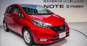 แผนเปิดตัว 2019 Nissan Note e-Power (นิสสัน โน้ต อีเพาเวอร์) รถไฮบริดไฟฟ้าในไทย