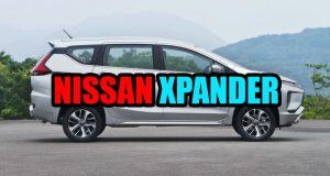 Nissan MPV รุ่นใหม่ ใช้ Mitsubishi Xpander เป็นพื้นฐาน เล็งเปิดตัวปี 2019