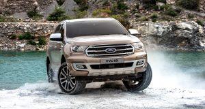 รีวิว Ford Everest 2018 ทั้ง 4 รุ่นย่อย Trend Titanium และ 2 รุ่น Titanium Plus พร้อมราคา