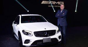 รุ่นประกอบในไทย! เปิดตัว-ราคา 2018 Mercedes-AMG GLC 43 4MATIC Coupe ราคา 4.69 ล้านบาท