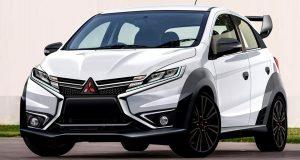 2020 Mitsubishi Mirage ใหม่ พัฒนาร่วมกับ Nissan Juke อาจกลายพันธุ์เป็น mini Crossover