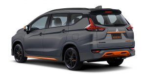 2018 Mitsubishi Xpander เตรียมเปิดตัวรุ่นพิเศษ ในงาน GIIAS 2018 ที่อินโดนีเซีย